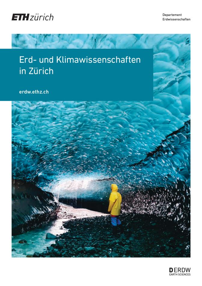 Broschüre Forschung