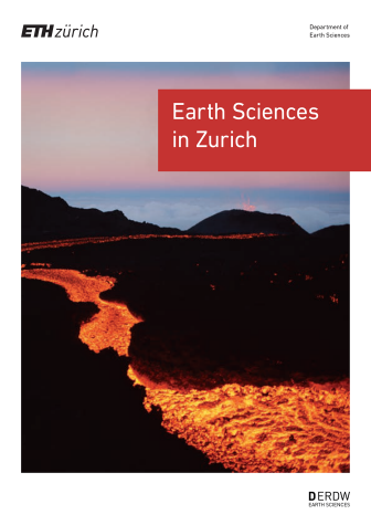 Earth Sciences in Zurich