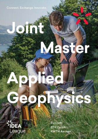Flyer: Joint Master in Applied Geophysics