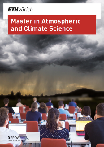 MSc in Atmospheric and Climate Science